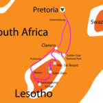 5 Day SG Lesotho TAR Tour