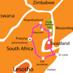 8 Day Self Guided African Explorer Tour