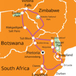 18 Day Self Guided Victoria Falls Northern Loop
