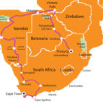 21 Day Self Guided Victoria Falls Tour