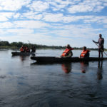 Mokorokoro on the Okavango Delta
