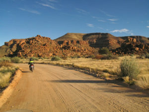Namibia-Roads