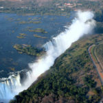 Victoria Falls- Birds Eye View