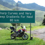 More Turns within 80km than any other road in Africa