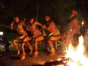 Botswana-Dancers