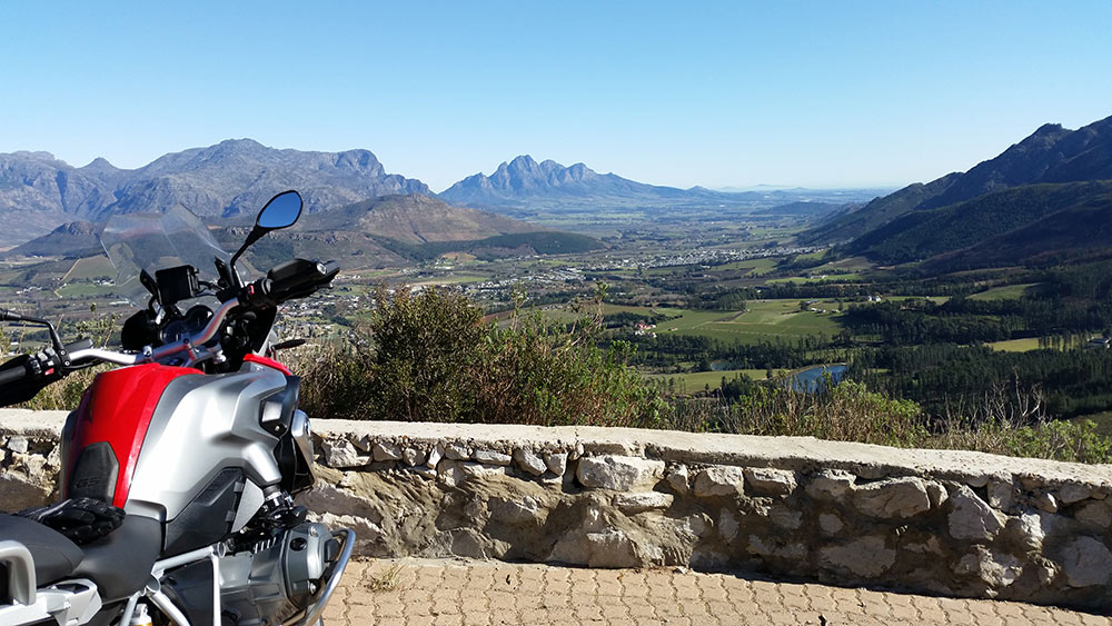 Ride the Cape Winelands