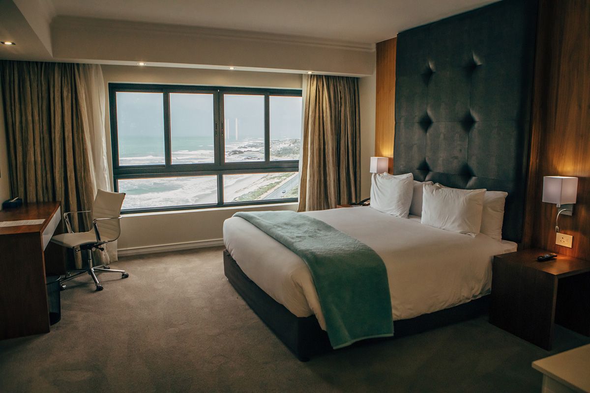 Choose your Sea View Room