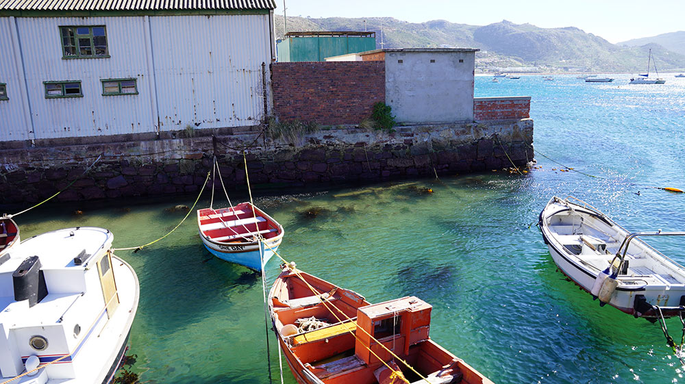 Explore Small Fishing Villages