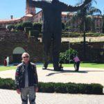 Nelson-Mandela-Statue